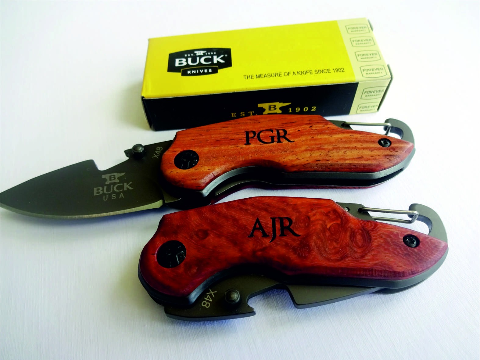 Personalized Easy Open Survival Pocket Knife
