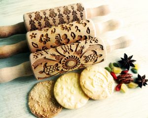 HAWAII 3 Kids mini Rolling Pin SET