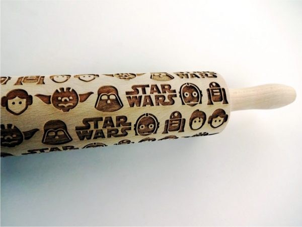 STAR WARS embossing rolling pin