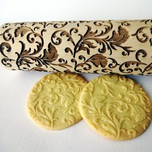 Royal Embossing Rolling Pin