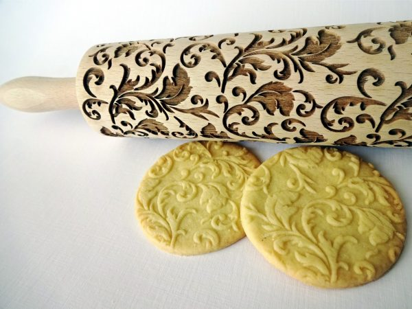 Royal Embossing Rolling Pin