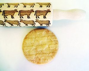COWS kids rolling pin