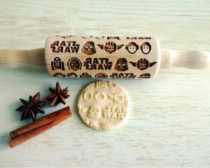 STAR WARS kids rolling pin